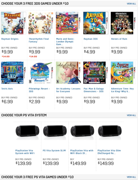 Gamestop Labor Day Sale 2015 - Page 5