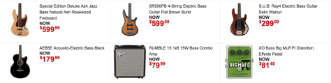 Guitar Center Labor Day Sale 2015 - Page 2