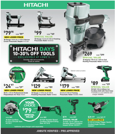 Lowes Labor Day Sale 2015 - Page 11