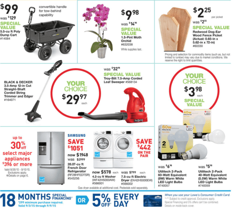 Lowes Labor Day Sale 2015 - Page 2