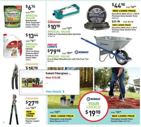 Lowes Labor Day Sale 2015 - Page 4