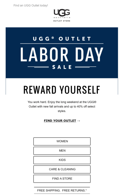 Ugg Outlet Labor Day Sale 2015 - Page 1