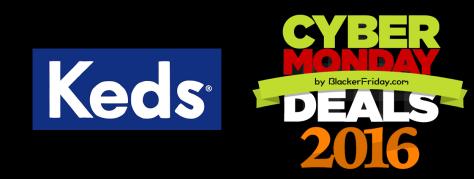 Keds Cyber Monday 2016