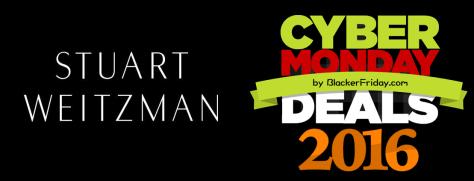 Stuart Weitzman Cyber Monday 2016