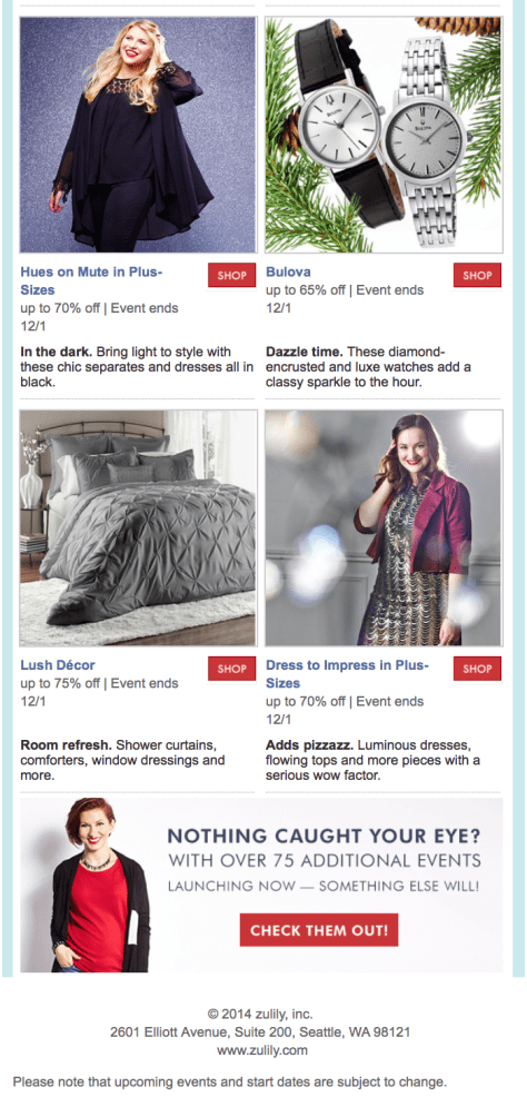 Zulily Black Friday Ad - Page 7