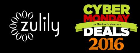 Zulily Cyber Monday 2016