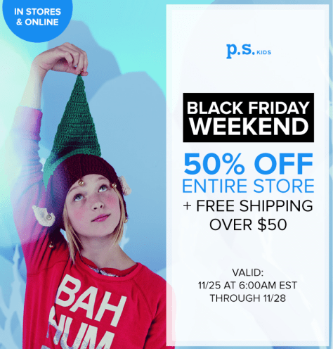 Aeropostale Black Friday 2015 Flyer - Page 3