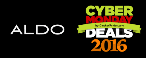 Aldo Cyber Monday 2016