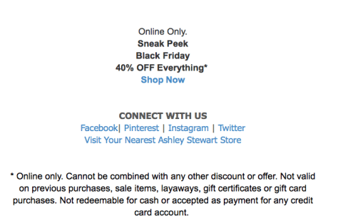 Ashley Stewart Black Friday Ad - Page 2