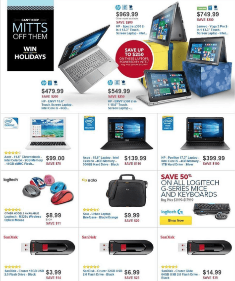 Best Buy Black Friday 2015 Ad - Page 21