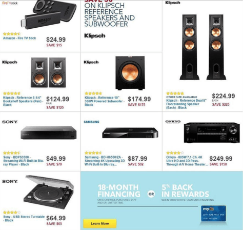 Best Buy Black Friday 2015 Ad - Page 9