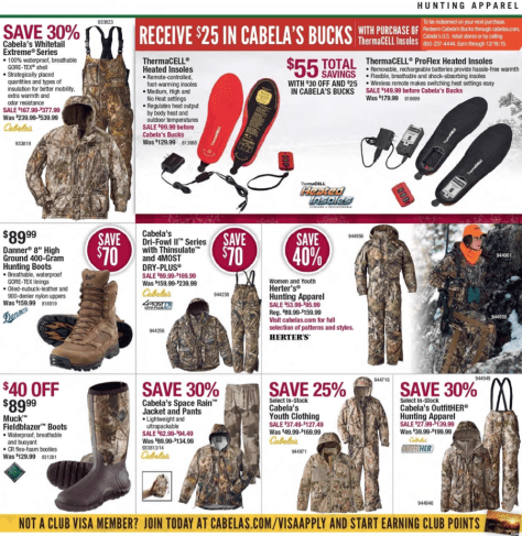 Cabelas Black Friday 2015 Ad - Page 17