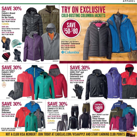 Cabelas Black Friday 2015 Ad - Page 21