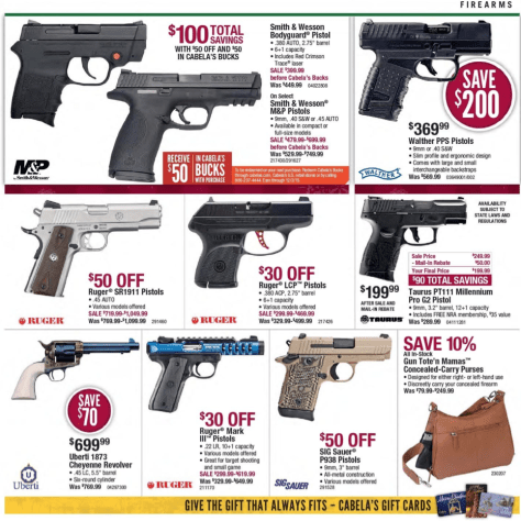 Cabelas Black Friday 2015 Ad - Page 7