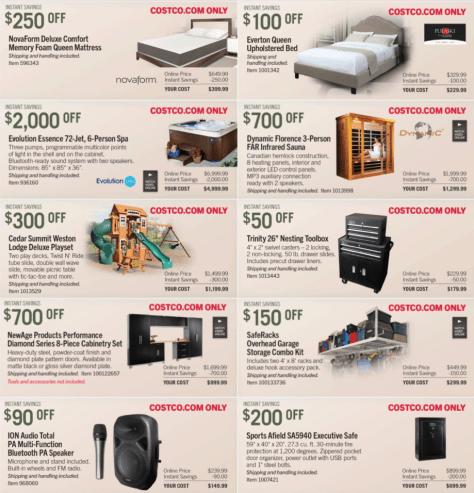 Costco Black Friday 2015 Ad - Page 15