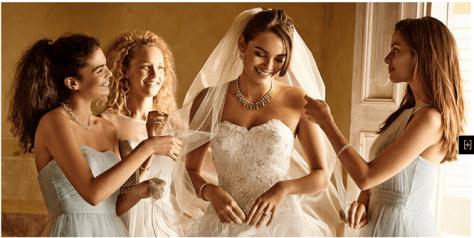 Davids Bridal Cyber Monday 2015 Ad - Page 2