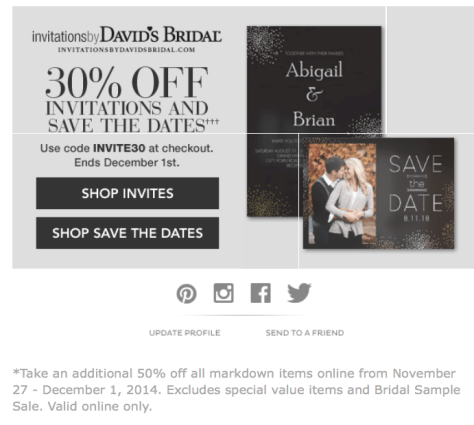 Davids Bridal Cyber Monday Ad - Page 2