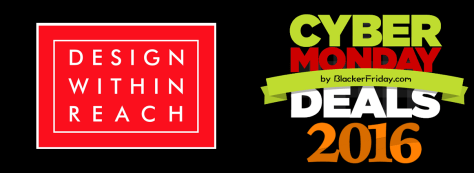 Design Within Reach Cyber Monday 2016