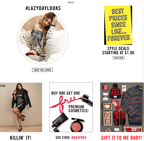 Forever 21 Black Friday 2015 Ad - Page 2