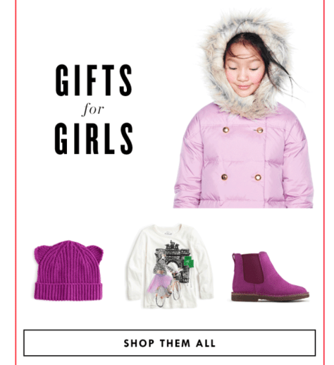 JCrew Black Friday 2015 Flyer - Page 3