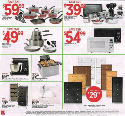 Kmart Black Friday 2015 Ad - Page 4