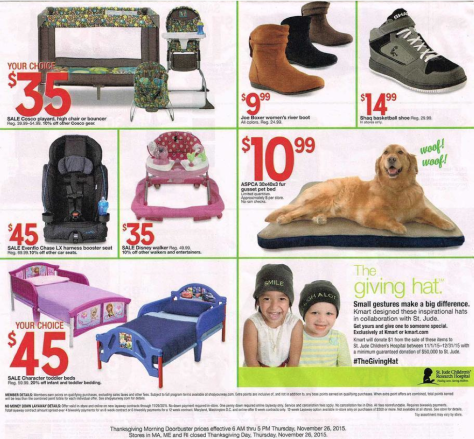 Kmart Black Friday 2015 Ad - Page 8