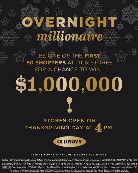 Old Navy Black Friday 2015 Ad - Page 8