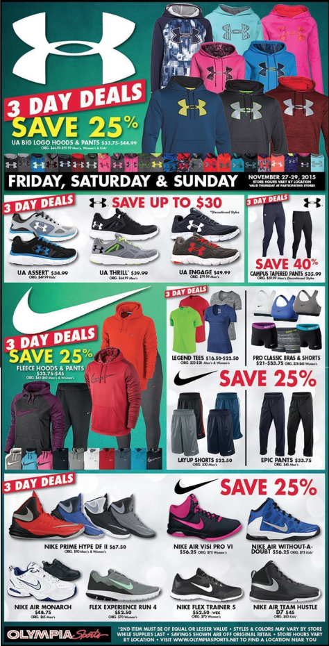 Olympia Sports Black Friday 2015 Ad - Page 4
