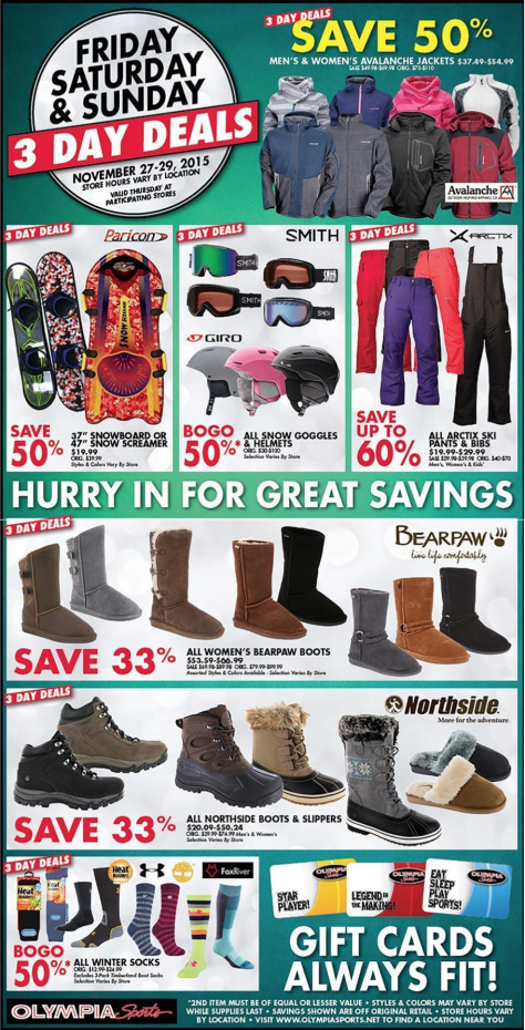 Olympia Sports Black Friday 2015 Ad - Page 5