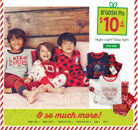 Osh Kosh Bgosh Black Friday 2015 Flyer - Page 5