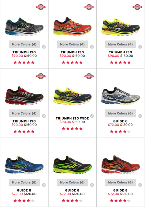 Saucony Black Friday 2015 Flyer - Page 2