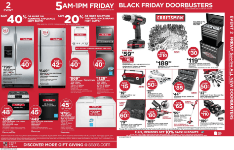 Sears Black Friday 2015 Ad - Page 17