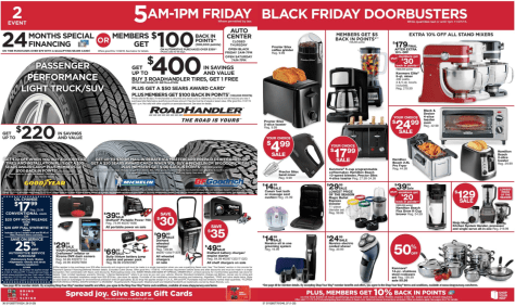 Sears Black Friday 2015 Ad - Page 19