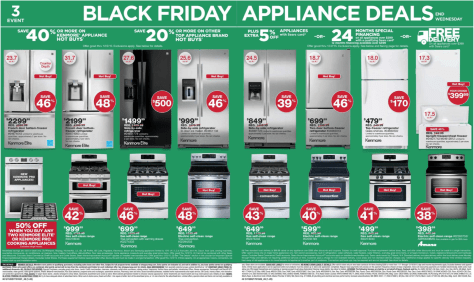 Sears Black Friday 2015 Ad - Page 25