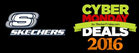Skechers Cyber Monday 2016