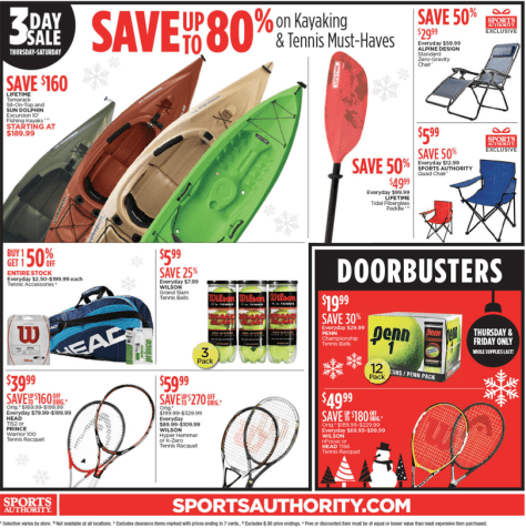 Sports Authority Black Friday 2015 Ad - Page 16