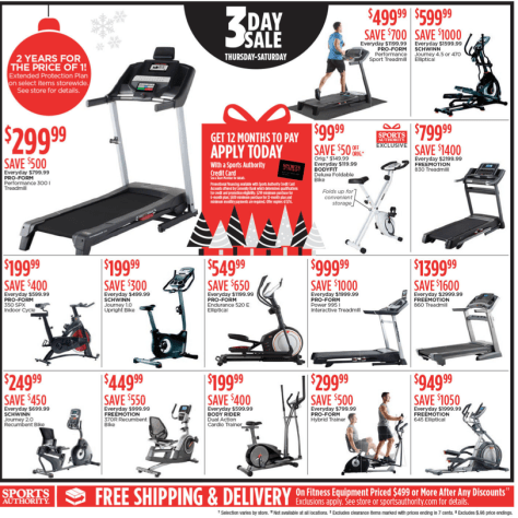 Sports Authority Black Friday 2015 Ad - Page 2