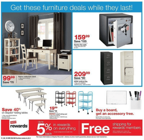 Staples Black Friday 2015 Ad - Page 16