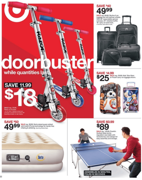 Target Black Friday 2015 Ad - Page 19
