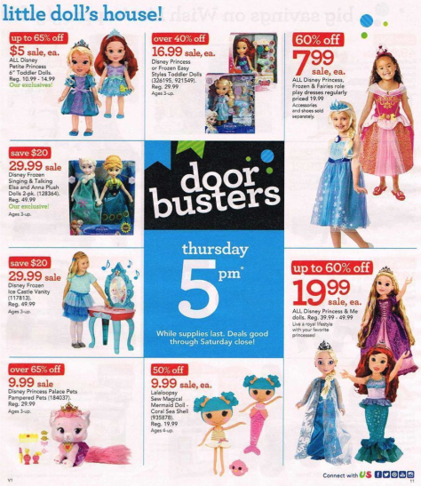 Toys R Us Black Friday 2015 Ad - Page 11