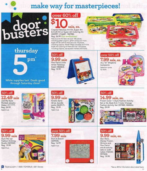 Toys R Us Black Friday 2015 Ad - Page 8