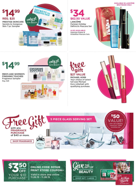 Ulta Black Friday 2015 Ad - Page 9