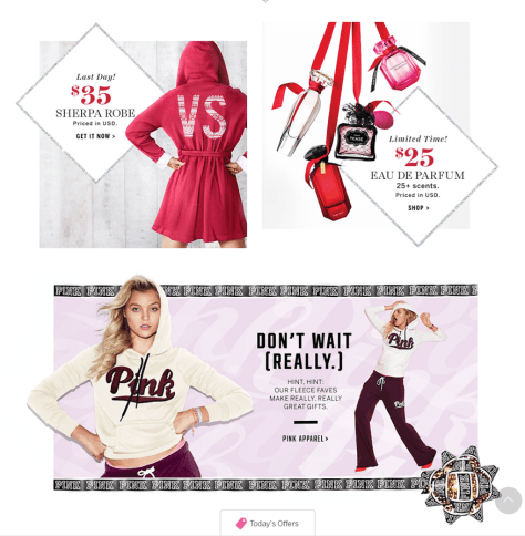 Victorias Secret Cyber Monday 2015 Ad - Page 3