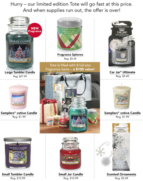 Yankee Candle Black Friday 2015 Flyer - Page 2