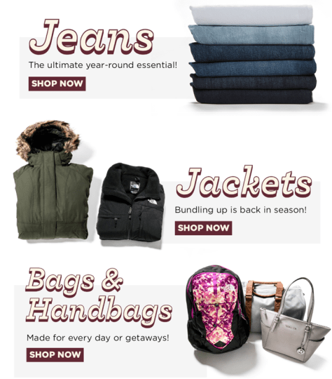 Zappos Cyber Monday 2015 Ad - Page 3