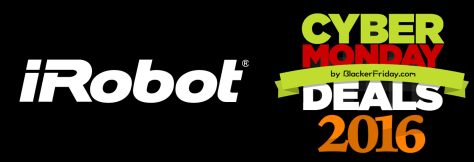 iRobot Roomba Cyber Monday 2016
