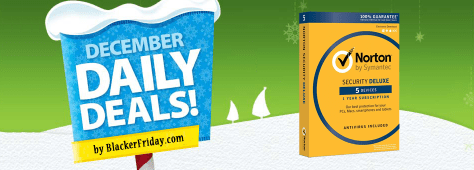Norton Security Deluxe December 2015 Coupon Code