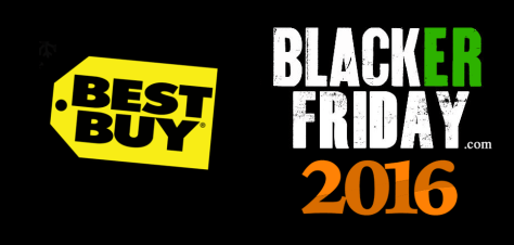 Best Buy Black Friday 2016