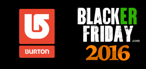 Burton Black Friday 2016