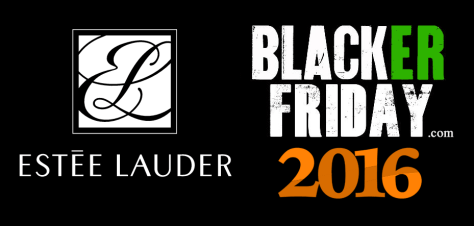 Estee Lauder Black Friday 2016